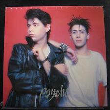 Psyche - Unveiling The Secret LP Mint- CLM-NR 004 Semi-Translucent Vinyl Record