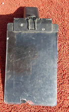 TWA Airline Pilot's Control Yoke Removable Lighted Clipboard