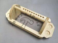 Bois pinces rack Stand Deluxe bijoux banc de travail outils pinces organisateur de stockage