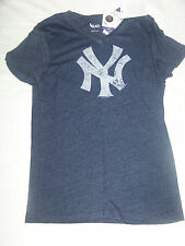 Touch By Alyssa Milano Women's New York Yankees Shirt NWT Large