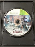 Xbox 360 - Assassin's Creed: Rogue (2014) - Disc Only - Tested & Guaranteed