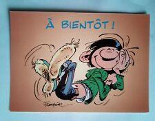 Postcard Lagaffe, Gaston Futé.