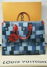 ❤️ Brand New Authentic Louis Vuitton ONTHEGO GM Tote Bag M44992 Receipt ❤️