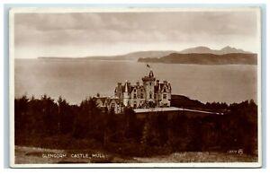 Postcard Glengorm Castle Isle of Mull Scotland