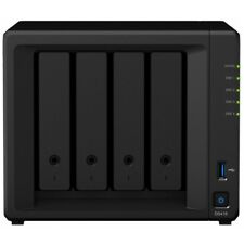 Synology Nas 4bay 3.5 Sata2 Ds418