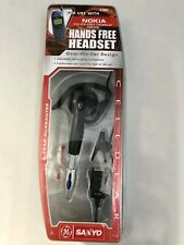 HANDS FREE HEADSET KIT OVER THE EAR FOR NOKIA: 5100, 6100, 6300, 7100 3285 BNIB