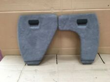 PORSCHE CAYENNE 955 O/S DRIVER & N/S PASS SIDE BOOT COVERS GREY