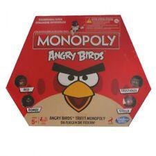Hasbro A9342 Angry Birds Monopoly Spezial Edition böse Vögel Original Brettspiel