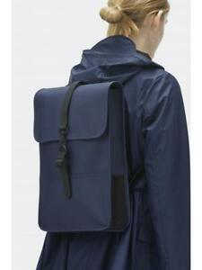 Rains Backpack Mini Navy BNWOT £69