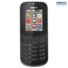 Nokia 130 Dual SIM Handy mit Kamera schwarz Original NEU