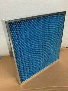 "METAL CASED PANEL FILTER 24X24X4"" G4 grade Intake paint booth filter"