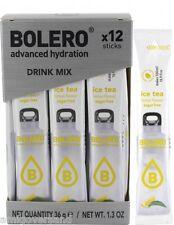 Bolero Sticks - ICETEA Lemon - 12 Sticks für 12 x 500 mL Getränk