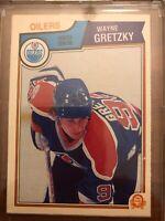 8 Card Wayne Gretzky Lot Consisting Of Both Base Cards And Inserts
