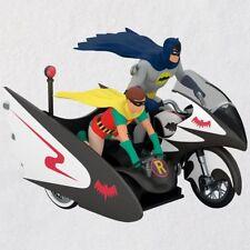 2018 Hallmark Batman™ Classic TV Series Batcycle™ Ornament