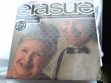EP ERASURE - AM I RIGHT? + 3 - MUTE UK 1991 VG+