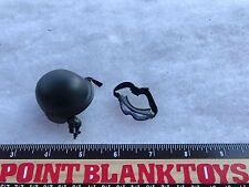 SOLDIER STORY Helmet Goggles BLUE STEEL COMMANDOS SWAT 1/6 ACTION FIGURE TOY did