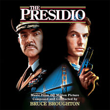 The Presidio - Complete Score - Limited Edition - OOP - Bruce Broughton