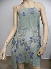 O'Neill Women's Nicolette Green Dress Sleeveless Small