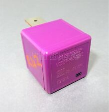 42-Vauxhall Opel 4-Pin Fuel Pump Purple Relay 30A 90494959 Tyco V23136-B55-X342
