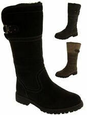 Zip Textile Textured Boots for Women