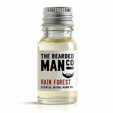 Rain Forest Beard Oil Conditioner Male Grooming Gift 10ml