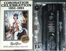 CORONATION CELEBRATION 1953 1993 RADIO TIMES 4OTH CASSETTE LIMITED EDITION