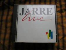 CD POP Jean Michel Jarre Live POLYDOR