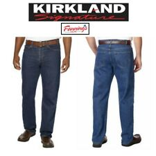SALE! Kirkland Signature Men's Jeans Relaxed Fit Jean VARIETY SZ 30-46/CLR - G32