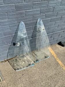 HOLDEN TORANA 2 DOOR HATCH REAR SIDE GLASS COLLECTOR