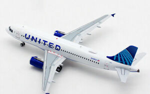 1:200 Inflight200 United Airlines Airbus A320-200 N449UA With Stand