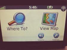 """Garmin Nuvi 50 GPS With 5"""" Screen"""