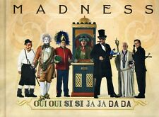 Oui Oui Si Si Ja Ja Da Da: Special Book Edition - Madn (2013, CD NEUF)4 DISC SET