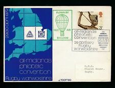 Aviation Decimal Used Great Britain Stamp Covers