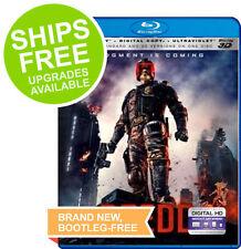 Dredd (Blu-ray + 3D Blu-Ray + Digital, 2013) NEW, Karl Urban, Olivia Thirlby