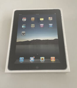 New Sealed Old Stock Apple iPad 1st Generation 16GB - WiFi - Rare Collectible