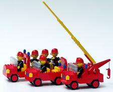 Lego 218 Firemen von 1977 - Gebraucht in top Zustand !