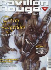 PAVILLON ROUGE N°16. Octobre 2002.