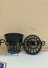 """2"""" INCH NET CUP POTS HYDROPONIC SYSTEM GROW KIT   - Qty 60"""
