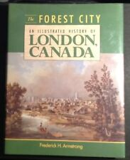 4 Vols Canadian History London Ontario, Armstrong, Miller, Israels.