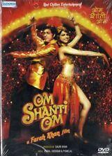 OM SHANTI OM BOLLYWOOD DVD - SHAH RUKH KHAN