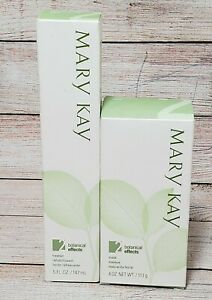 Mary Kay Botanical Effects #2 Mask and Freshen Set 2 Piece Lot New Discontinued