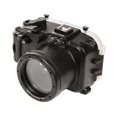 40M 130ft Waterproof Underwater Housing Dving Case fr Sony A5000 NEX-3N 16-50mm
