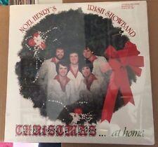 "Noel Henry's IRISH Showband CHRISTMAS @ Home 12"" NEW Vinyl Record Factory Sealed"