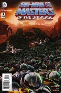 He-Man & The Masters of the Universe (DC Vol1) #   3 Near Mint (NM) DC Comics MO