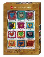 Heye Puzzles aus Pappe mit 101-500 Teilen