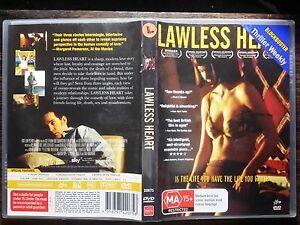 Lawless Heart DVD 2003 - Comedy Drama Romance REG 4 AUST