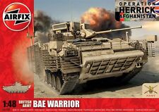 Airfix 1/48 British Army BAE Warrior # A07300
