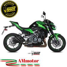 Mivv Kawasaki Z 900 2018 18 Terminale Di Scarico Marmitta Double Gun Black Moto