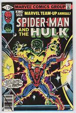 MARVEL TEAM-UP ANNUAL - #2 - 4.5 - WP- Spider-Man - Hulk