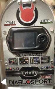 Diablo Sport T-1000 Trinity Dashboard Tuner Diagnostic Performance Programmer